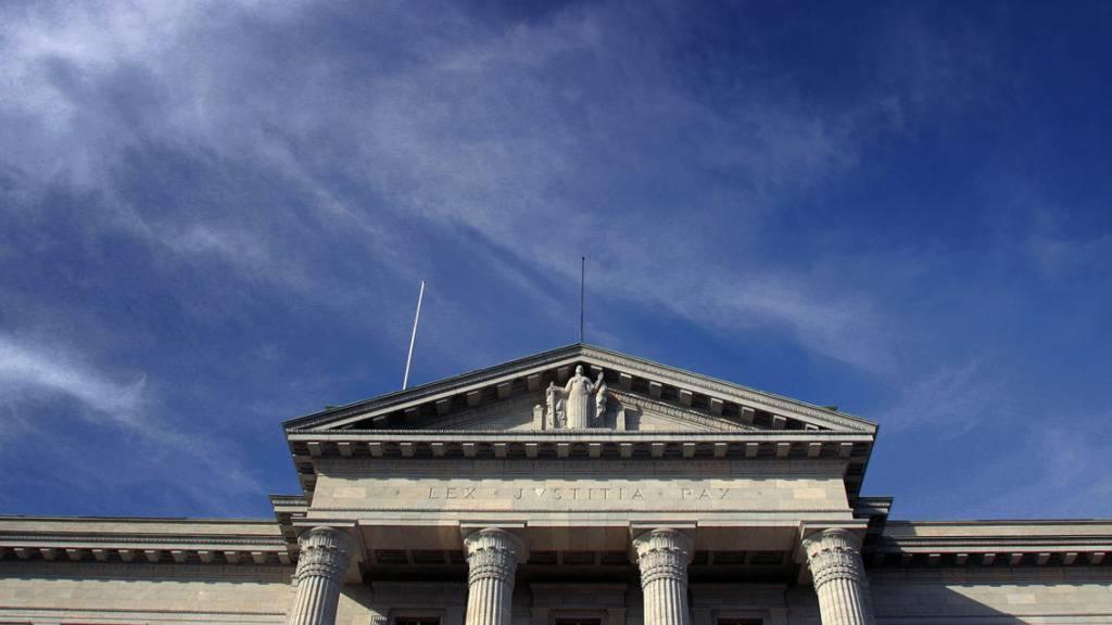 Die Justizinitiative will Bundesrichterinnen und -richter künftig per Los bestimmen. Im Nationalrat stösst diese Idee auf wenig Anklang. (Themenbild)