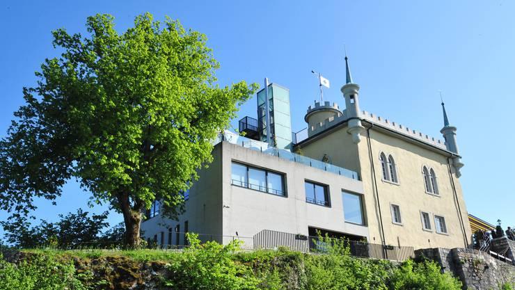 Ab dem 1. September 2018 wird Jürg Mosimann Gastgeber im Säli Schlössli sein.
