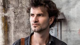 Der französische Bandleader und Akkordeonist Vincent Peirani.