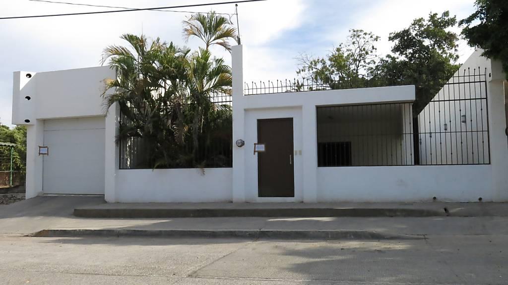 Tunnel unter der Badewanne: Ex-Haus von «El Chapo» in Mexiko verlost