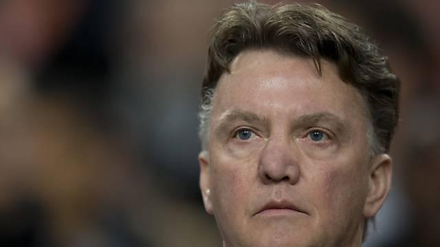 Van Gaal möglicherweise zu Manchester United.
