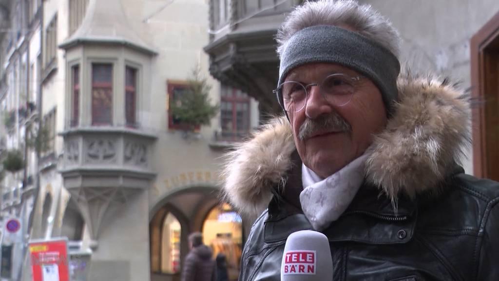 Jahresbeginn 2021: Wünsche und Hoffnungen der Bernerinnen und Berner
