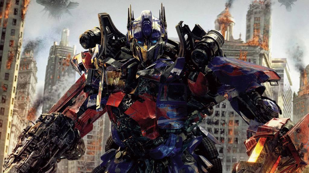 Transformers 3 - Die Dunkle Seite Des Mondes
