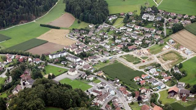 2019 stieg der Steuerertrag in Uerkheim.