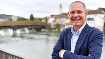 Stefan Nünlist arbeitet zwar in Bern und Zürich. In Olten aber ist er verankert. Lange Jahre war er Gemeinderat und Stadtparteipräsident.