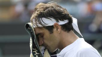 Federer in Wimbledon gegen Anderson ausgeschieden (11.07.18)