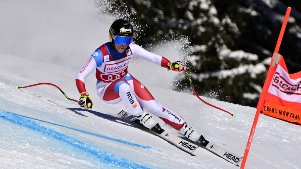 Lara Gut-Behrami gewinnt trotz Rückenbeschwerden überlegen