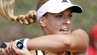 Sabine Lisicki in der 1. Runde gegen Patty Schnyder