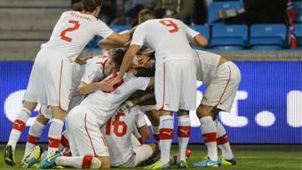 WM-Quali: Die Schweiz spielt auswärts gegen Norwegen