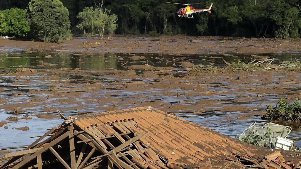 Nach Dammbruch von Brumadinho: Einigung über Milliarden-Entschädigung