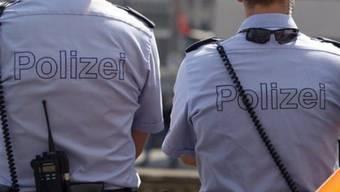 Zwei Zürcher Stadtpolizisten (Symbolbild)
