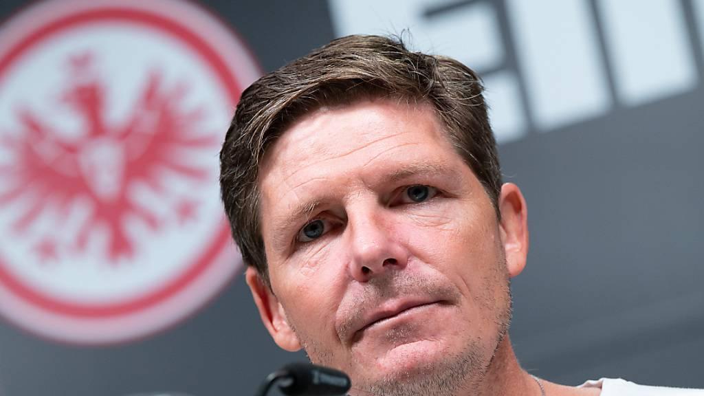 Frankfurt lässt sich von Drittligisten ausschalten