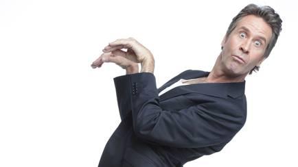 Komiker Rob Spence.