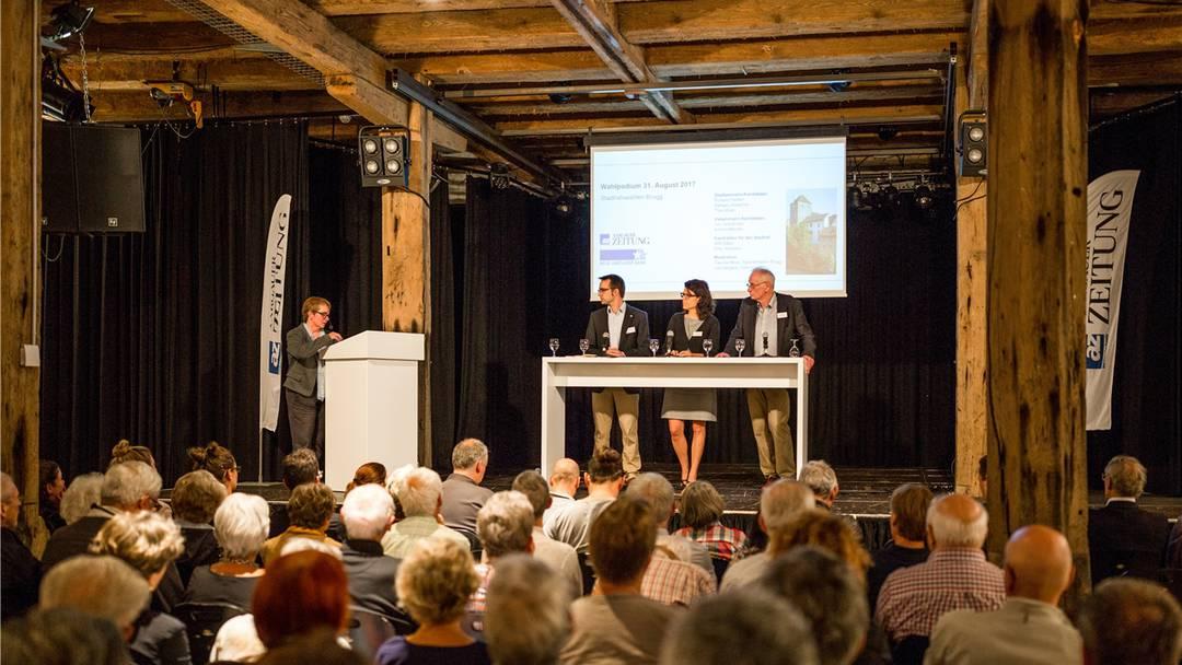 Was würde sich mit Ihnen als Stadtammann in der Stadt Brugg verändern?