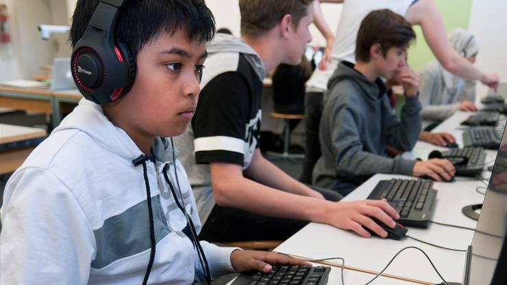 Schüler sollen fit gemacht werden für das digitale Zeitalter.