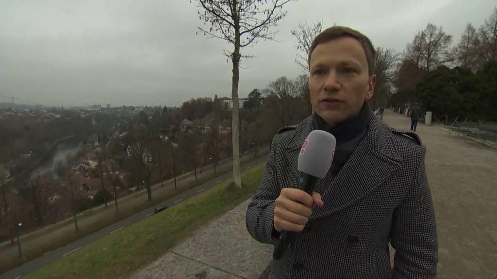 """Favorit der bürgerlichen Liste Bernhard Eicher: """"Ich sehe eine 50/50-Chance"""""""