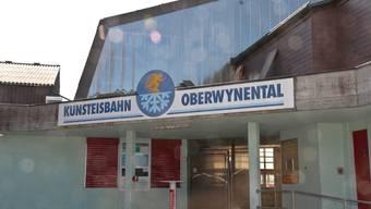 Die Eishalle in Reinach kann ihre Eismaschine ersetzen.