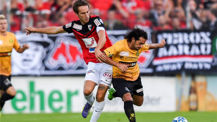Mit den Partien gegen Le Mont und Schaffhausen warten zwei wegweisende Spiele auf den FC Aarau.