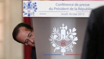François Hollande holt ein Rezept gegen EU-Lethargie hervor