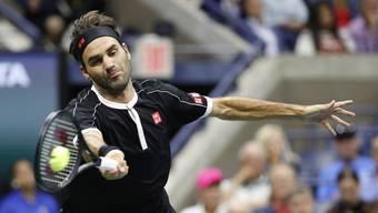 Federer gegen Nagal am US-Open