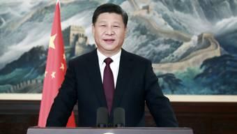 Chinas Präsident Xi Jinping kommt zum Staatsbesuch in die Schweiz. (Archivbild)