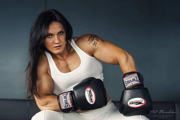 Jacqueline Fuchs boxte über 20 Jahre lang.