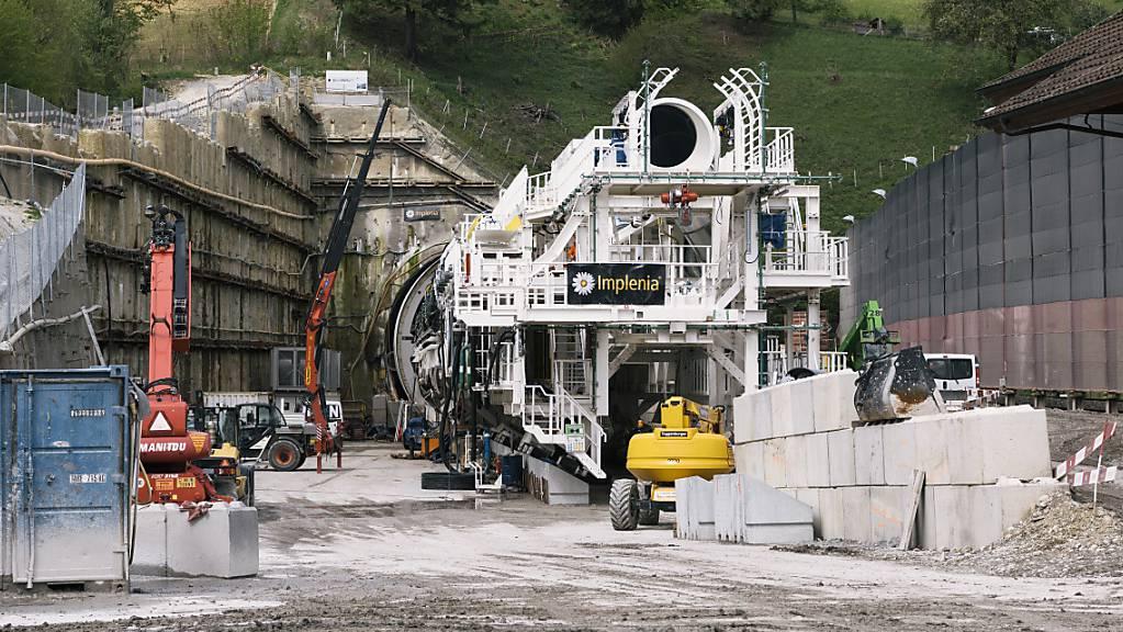 Implenia will Strom für Baustellen in Norwegen bald aus Wasserstoff generieren. (Archivbild)