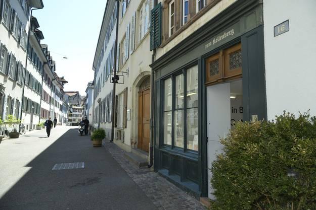 Die beiden Altstadt-Gassen Nadelberg und Rosshofgasse haben viele Überraschungen zu bieten.
