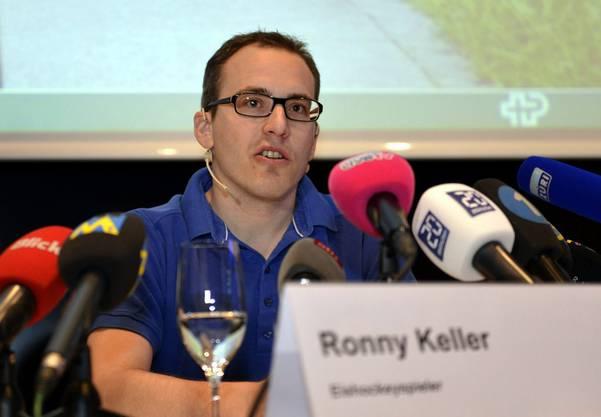 Ronny Keller spricht über seine harte Zeit zurück ins Leben