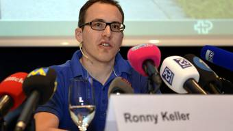 Querschnittgelähmter Hockeyspieler Ronny Keller spricht erstmals über seinen Unfall
