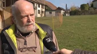 Das sagen seine Kritiker und die Einwohner zum Rücktritt von Gemeindeammann Andreas Glarner. (27.2.2017)