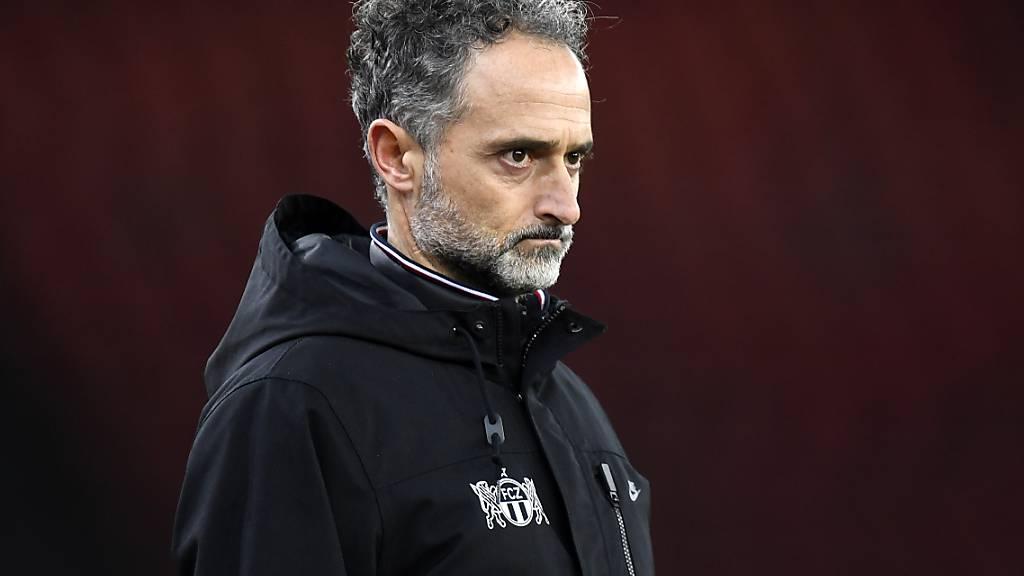 Trainer Massimo Rizzo hat mit dem FCZ zum dritten Mal gegen den FCB zugeschlagen