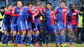 FC Basel gegen GC