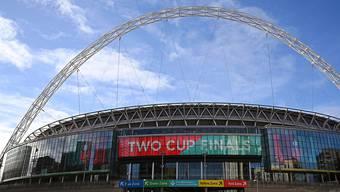 Das Wembley-Stadion als neutraler Austragungsort für einen Endspurt in der Premier League?