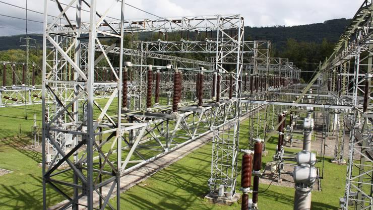 Die Stromversorgung in Rupperswil wird Veränderungen erfahren. (Archivbild)