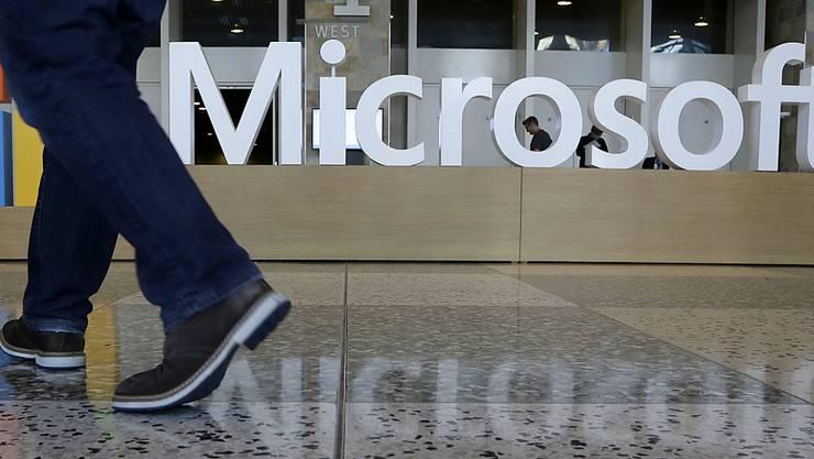 Microsoft und Google beenden Rechtsstreitigkeiten und gehen vorwärts. (Symbolbild)