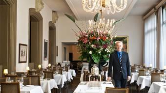 Christian Vultier vom Restaurant Kunsthalle