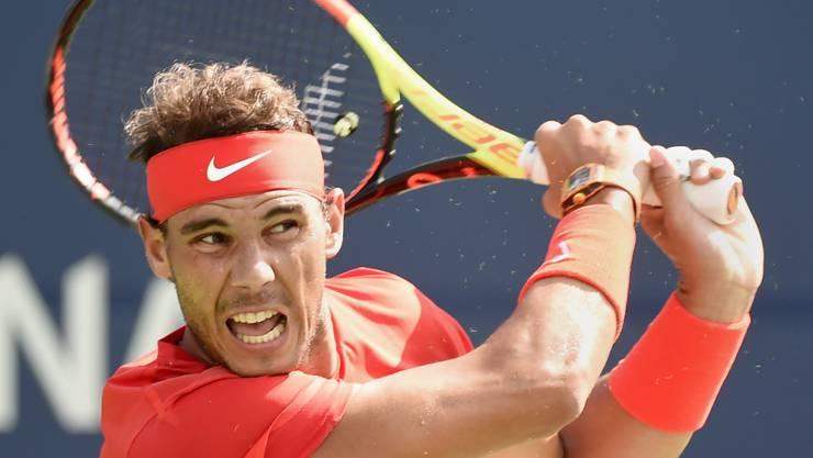 Rafael Nadal zeigt Stefanos Tsitsipas an dessen 20. Geburtstag die Grenzen auf