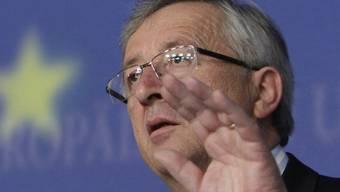 EU-Kommissionspräsident Jean-Claude Juncker sagte am Donnerstag, die Regeln der Euro-Zone liessen einiges an Flexibilität zu, wie in der Vergangenheit öfters bewiesen wurde.