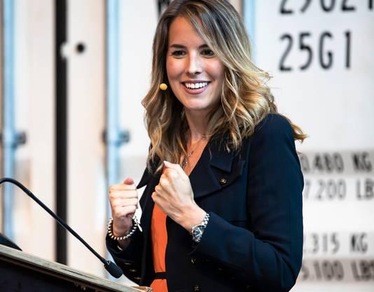 Vanessa Foser, 28, Mitgründerin der AI Business School.