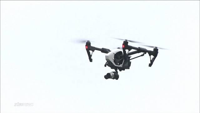 Ist der Flughafen Zürich gegen Drohnen gewappnet?