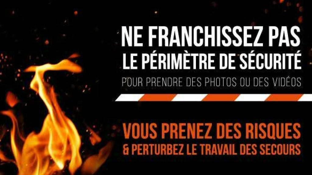 Feuer in französischer Chemiefabrik - Schulen geschlossen