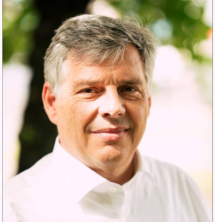 Sachbuchautor Harald Sükar.