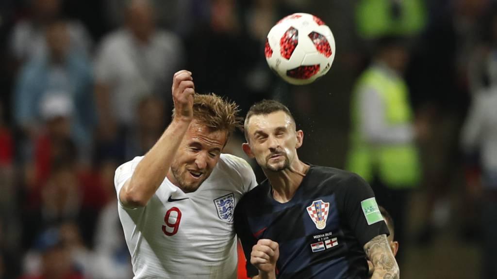 In der Gruppe D kommt es zur Neuauflage des WM-Halbfinals von 2018 zwischen England und Kroatien