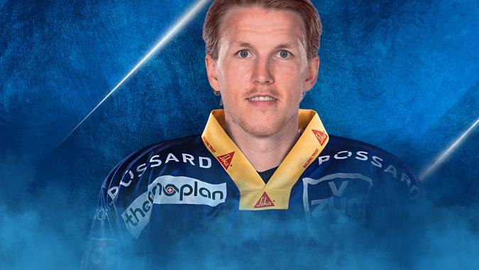 Niklas Hansson unterschreibt für zwei Jahre beim EVZ