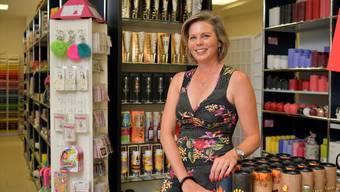 Agnes Chirico, Inhaberin der Team Papeterie, hat ihr Geschäft an der Bettlachstrasse vor bald 20 Jahren gegründet.