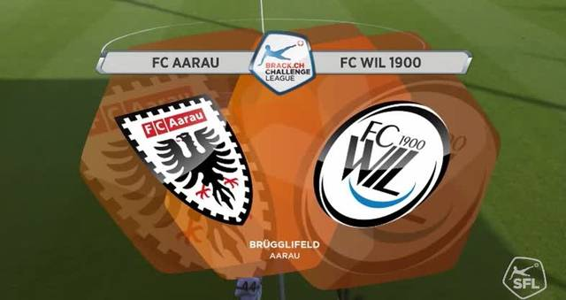 FC Aarau - FC Wil, 32. Runde, Challenge League, 13.5.17