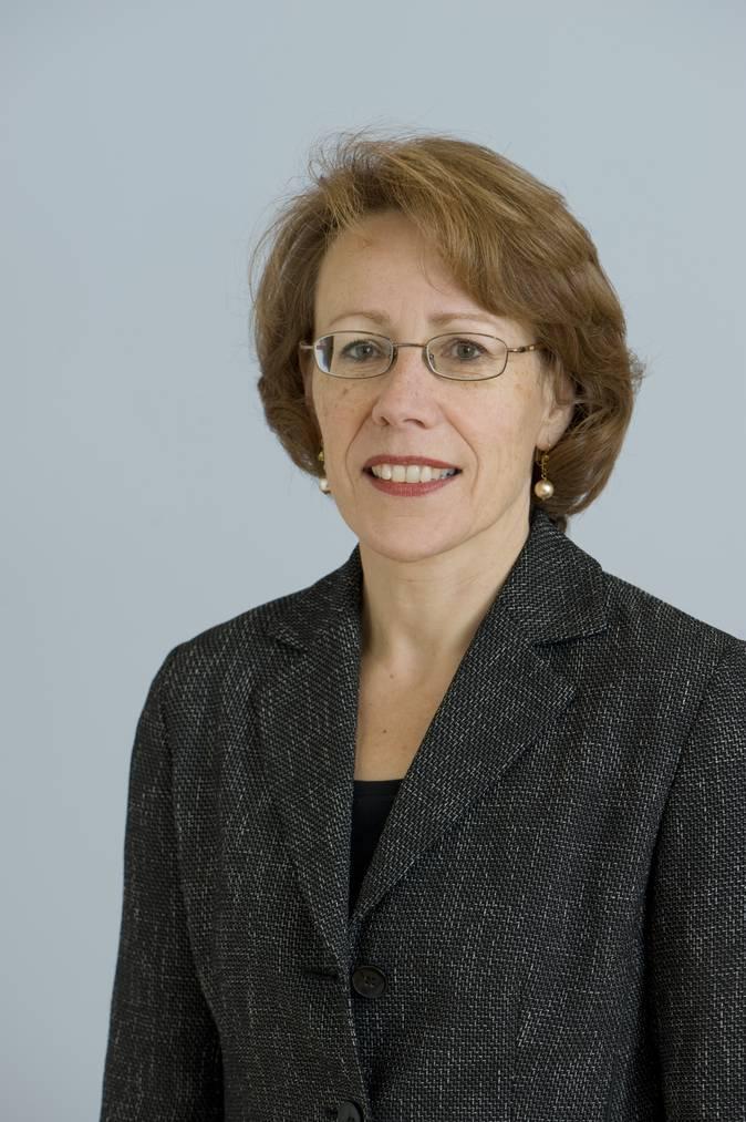 Regierungsrats-Kandidatin Felicitas Zopfi: Die CVP unterstützt die SP-Frau und setzt damit auf Konkordanz.