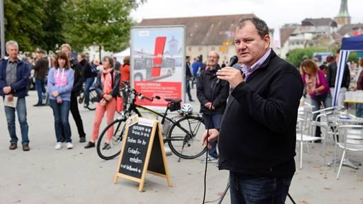 «Sicherheit für Jung und Alt», meint Roger Siegenthaler.