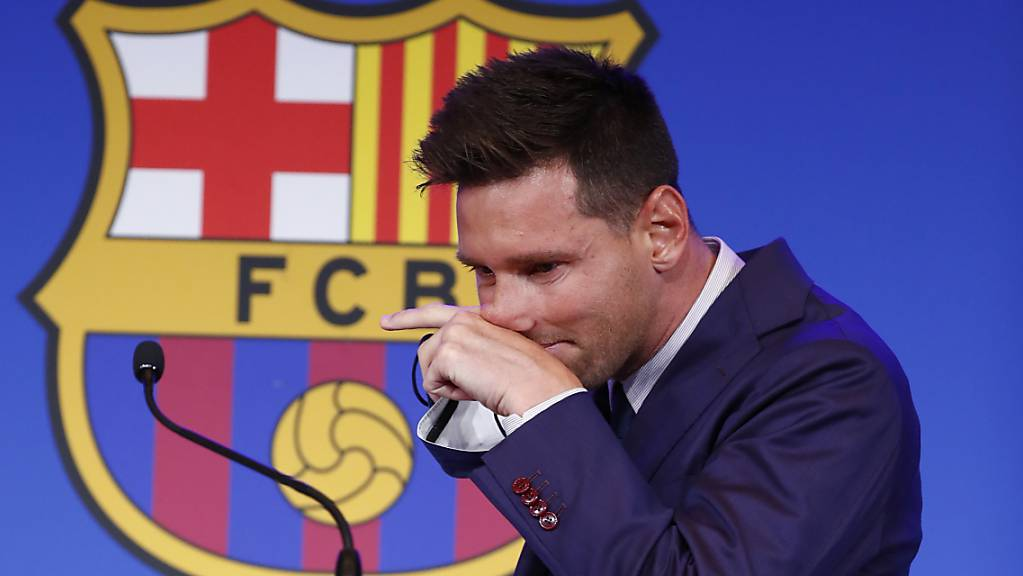 Der FC Barcelona verlor seinen Superstar Lionel Messi an Paris Saint-Germain.